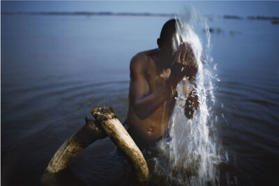 Nyaba Leon OUEDRAOGO, 'Phantoms of the Congo river (001)', 2011-2012