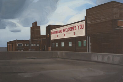Lena Johansson, 'Dreamland welcomes you III', 2021