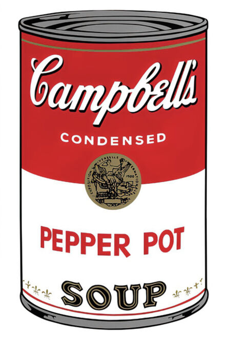 (after) Andy Warhol, 'Campbell's Soup Can 11.51 (Pepper Pot)', 1960s printed after