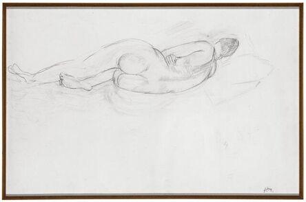 Henri Matisse, 'Reclining Nude', 1927