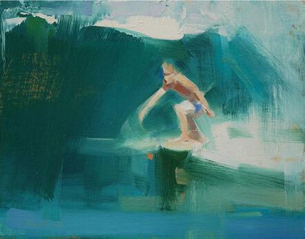 David Shevlino, 'Surfer', 2013