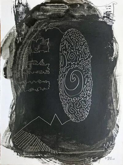 Ken Hiratsuka, 'Mitochondria', 2018