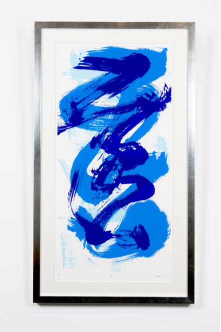 Kazuo Shiraga, 'Qi 齊', 1993