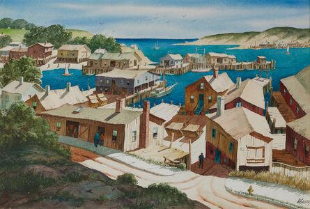 Henry Gasser, 'Gloucester Vista', ca. 1950s-1960s