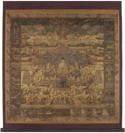 'Taima mandala', ca. 1300-1400