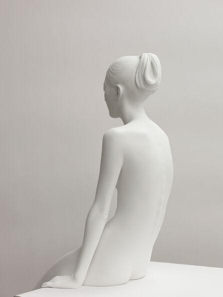 Don Brown, 'Yoko X. Sitting (back)', 2015