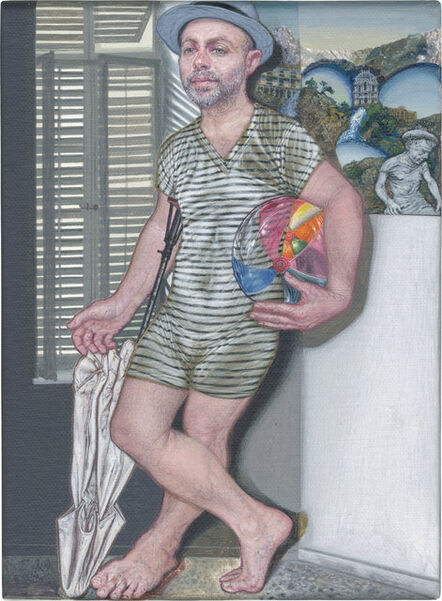 Emmanouil Bitsakis, 'English Vacation', 2020