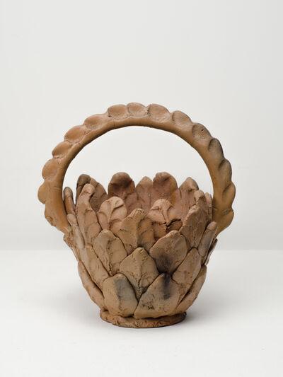 Eugene Von Bruenchenhein, 'Untitled (Basket)'