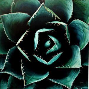 Giovanni Confortini, 'fiore agave', 2020