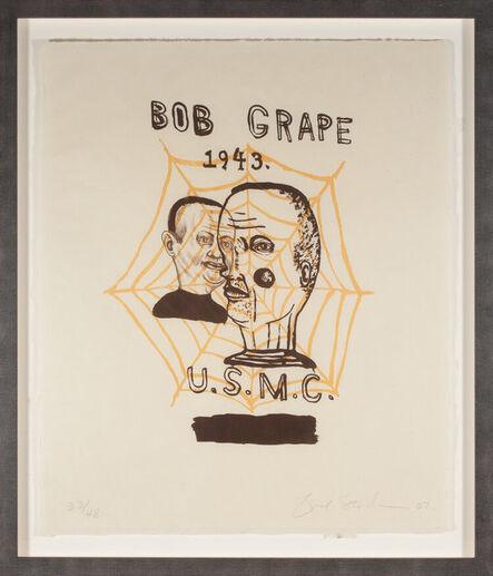 Fred Stonehouse, 'Bob Grape', ca. 2012