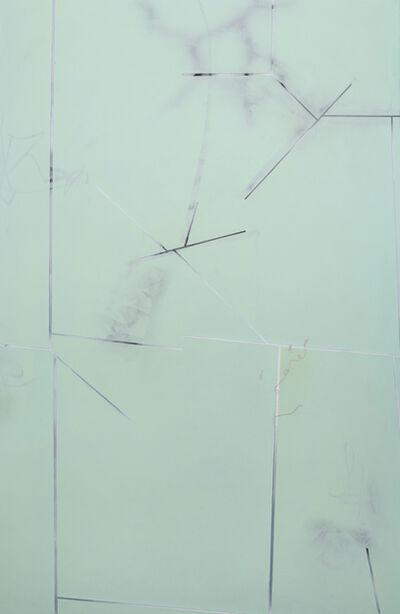 Daniel Weissbach, 'Stelle 58', 2017