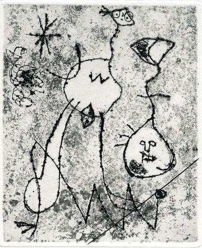 Joan Miró, 'Derrière le Miroir : 10 ans d'édition', 1956