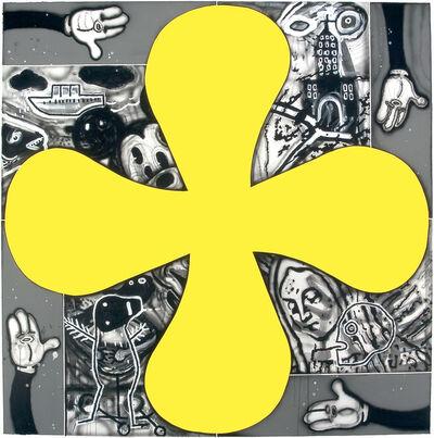 Michael Sarich, 'Yellow Prop'