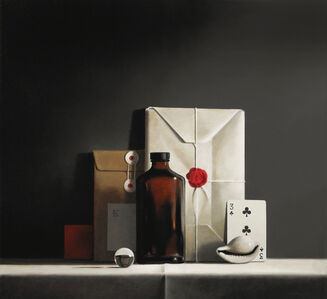 Guy Diehl, 'Still Life with the Three of Clubs', 2020