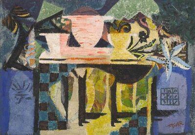 Eileen Agar, 'Memories of a journey', 1944