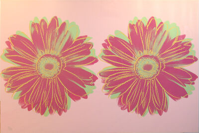 Andy Warhol, 'Double Daisy', 1982