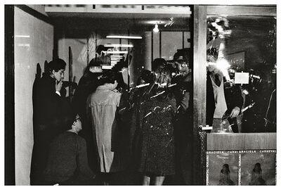 Graciela Carnevale, 'El encierro (Confinement) #14', 1968