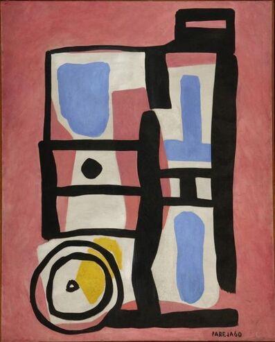 Miguel Ángel Pareja, 'Abstracción', 1960