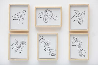 Marcelo Amorim, 'Como dar o nó [How to tie the knot]', 2013