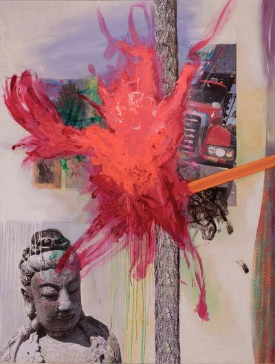 Shimon Okshteyn, 'Untitled (Budda)', 2019