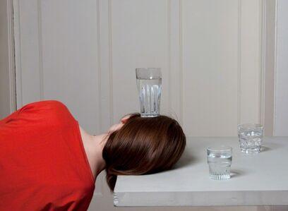 Csilla Klenyánszki, 'The Glass', 2013