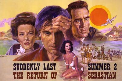 Francesco Vezzoli, 'Poster for 'SUDDENLY LAST SUMMER 2- THE RETURN OF SEBASTIAN'', 2006