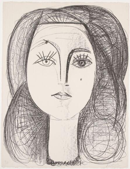 Pablo Picasso, 'Françoise 1946', 1946