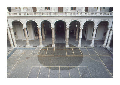 Maik and Dirk Löbbert, 'Università degli Studi di Torino 14.10.1995, 11:45 – 12:53 Uhr«', 1995