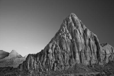 Mitch Dobrowner, 'Pectol's Pyramid, Capitol Reef, Utah', 2012