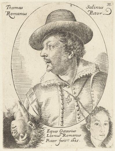 Ottavio Leoni, 'Tommaso Salini', 1625