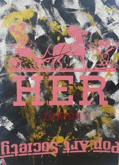 Skyler Grey, 'HER Zurich', 2016