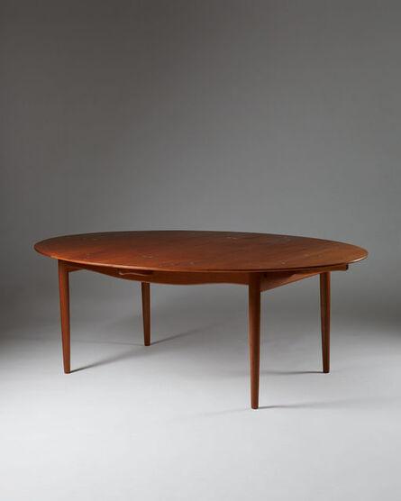 """Finn Juhl, 'Dining table """"Judas"""" ', 1948"""