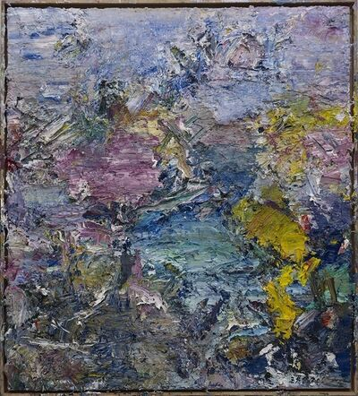 Wang Yigang 王易罡, 'Abstract W22', 2014