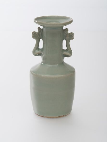 Anonymous, 'MALLET VASE with phoenix handles', Southern Song to Yuan