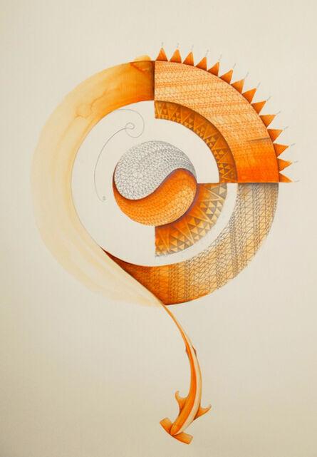 Liam Te Nahu, 'Mangopare #2', 2013