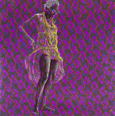 Evans Mbugua, 'Guturamira-Ngania ', 2020