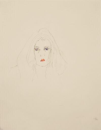 Suzette Lehrer, 'Self-Portrait #1', 2017