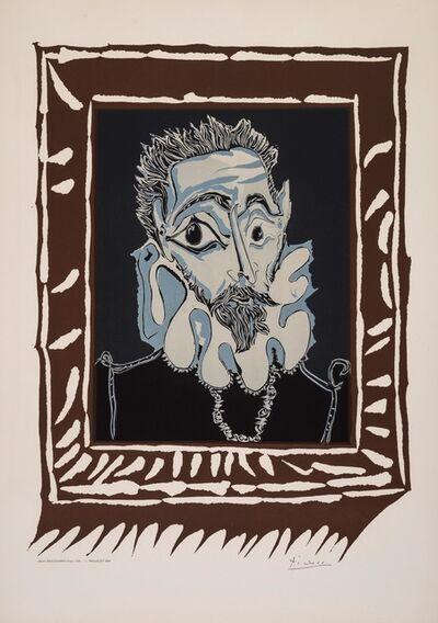 Pablo Picasso, 'L'Homme a la Fraise (CZW 448)', 1973