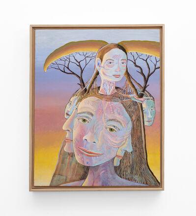 Marlene Steyn, 'skin-deeper towards a deep her', 2020