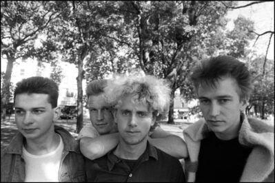 David Corio, 'Depeche Mode, Shepherd's Bush, London, UK ', 1982
