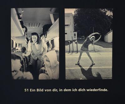 """Kathrin Sonntag, 'Ein Bild (""""An Image"""")', 2015"""