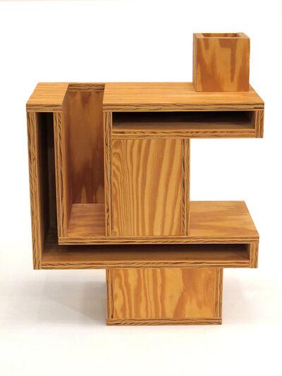 RO/LU, 'Mini-Ettore Nightstand', 2011