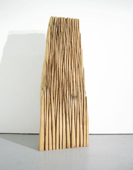 David Nash, 'See Through Oak', 2020