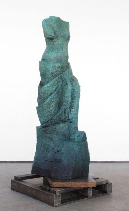 Jim Dine, 'Green Venus in Heaven', 2010