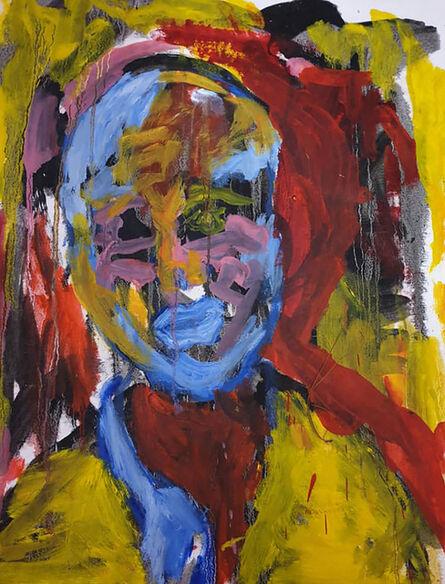 Nyasha Marovatsanga, 'Jacob', 2020