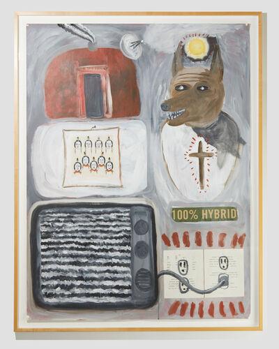 John Feodorov, '100% Hybridity #1', 2010