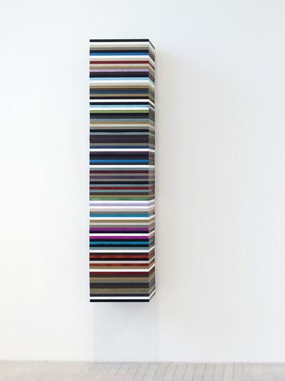 Matthias Bitzer, 'Der Zerfall der Eigenschaften / Collapse of Features', 2014