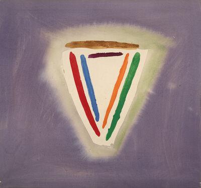William Perehudoff, 'Triangle #1', 1987
