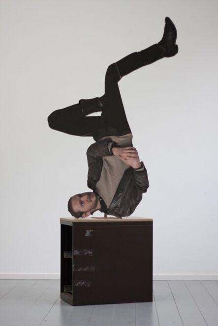 Mike Pratt, 'Antony Doing Yoga', 2014