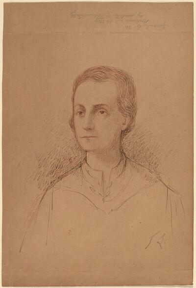 Imitator of Thomas Sully, 'Andrew W. Mellon'
